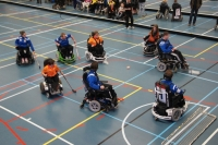4e Competitiedag HK/OK te Rotterdam